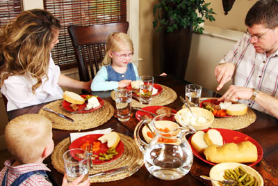Family friday kids eat free 107 dining room for Dining room 107 offers