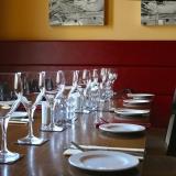 107 Dining Room - Inside/Upstairs